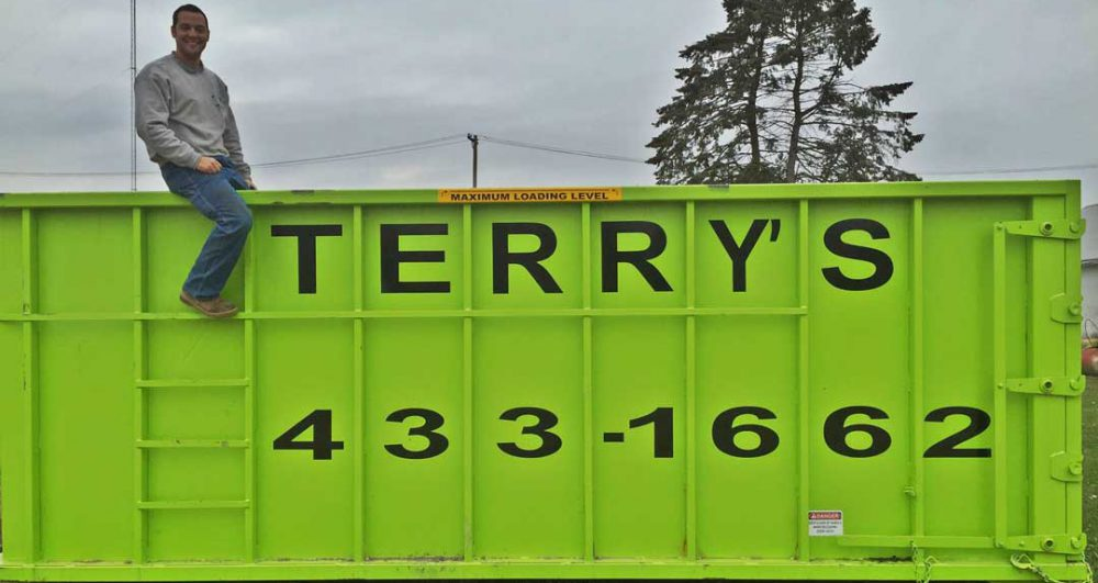 terrys-septic-roll-off-container